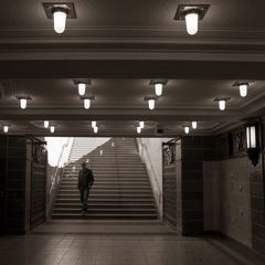 U-Bahnhof - Fehrbelliner Platz - U9