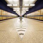 U-Bahnhof Haderner Stern in München