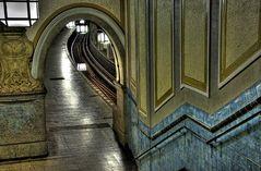 U-Bahnhof Heidelberger Platz Berlin