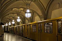 U-Bahnhof Heidelberger Platz der Linie 3