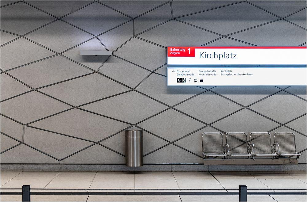 U-Bahnhof Kirchplatz