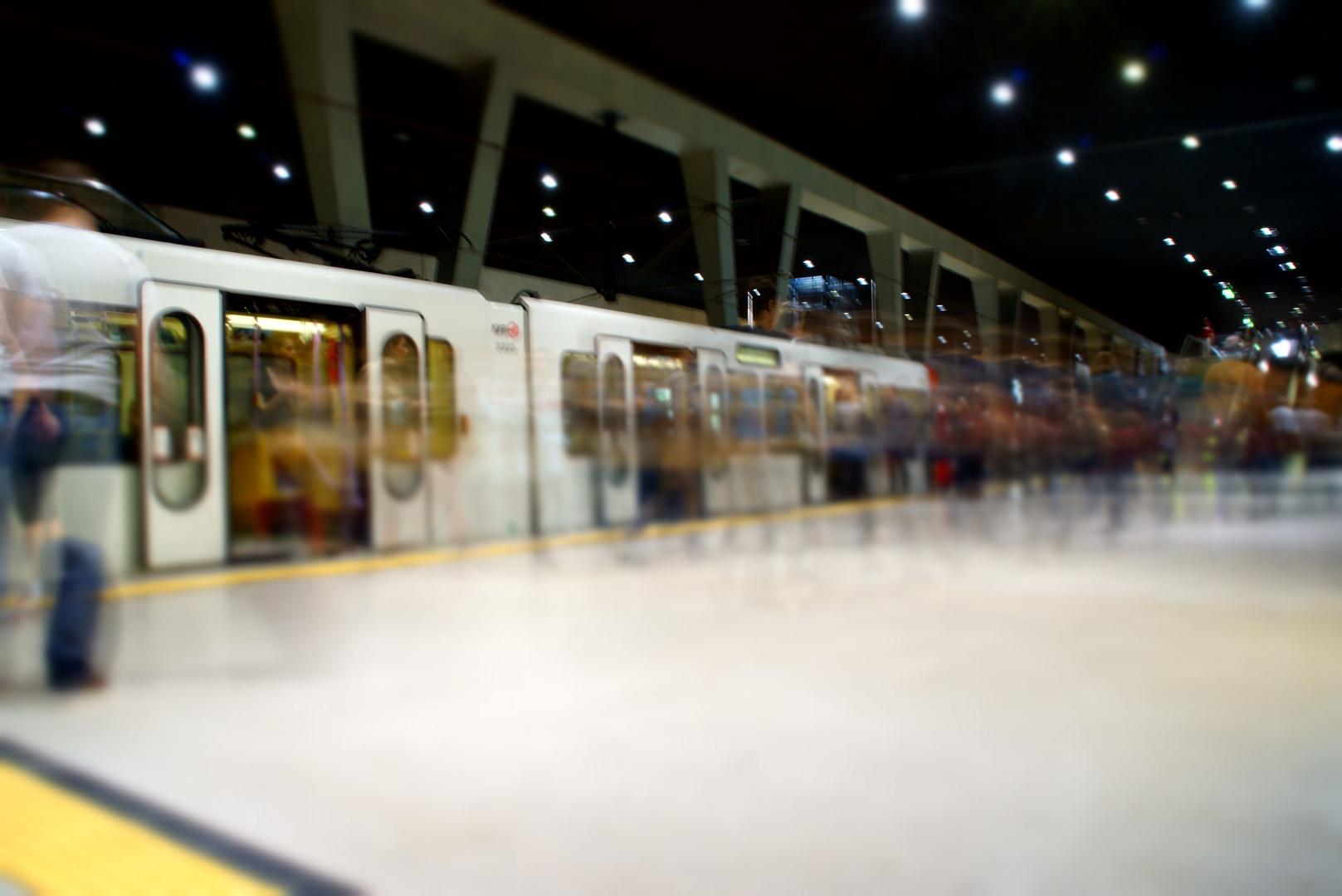 U-Bahnhof Köln