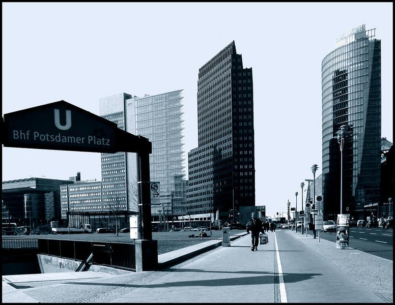 U-Bahnhof Potsdamer Platz