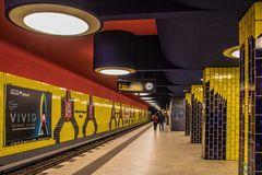 U-Bahnhof Richard-Wagner-Platz....