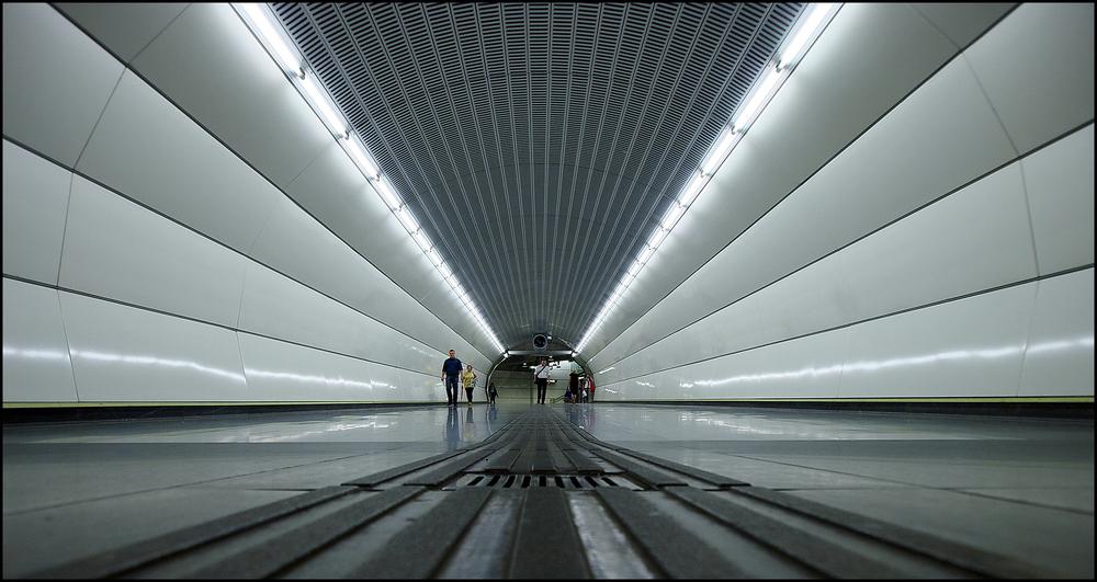 U - Bahnstation