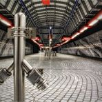 U-Bahnstation Consolidation in Gelsenkirchen