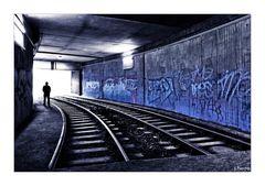 - U-Bahnstation Hauptbahnhof Kassel -