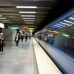 U-Bahnstation in Stockholm