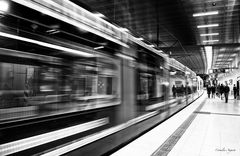 U-Bahnstation Schadowstr..