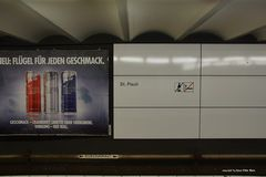U-Bahnstation St.Pauli