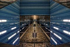 U-Bahnstation Überseequartier (2)
