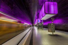 U-Bahnstation Universität Hafencity