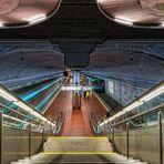 U-Bahnstation Westend in Ffm