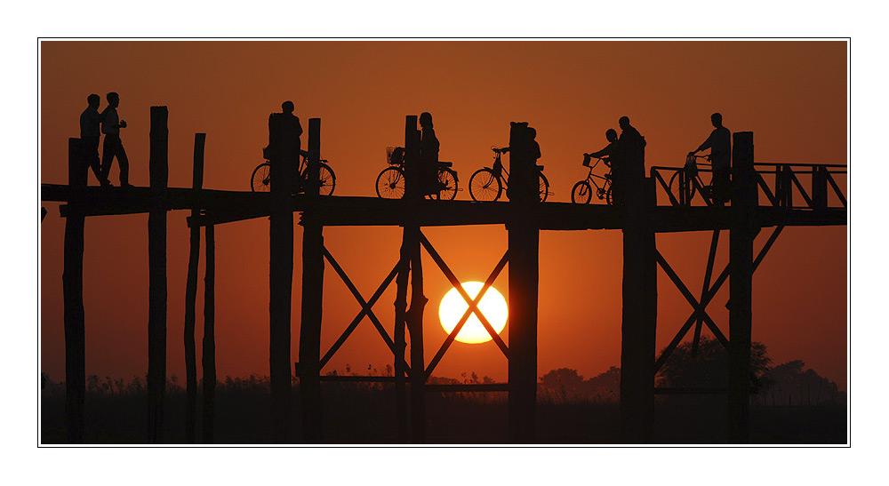 U Bein Brücke
