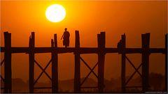 U-Bein Sunset
