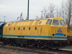 U-Boot bei der Deutschen Bahn ?
