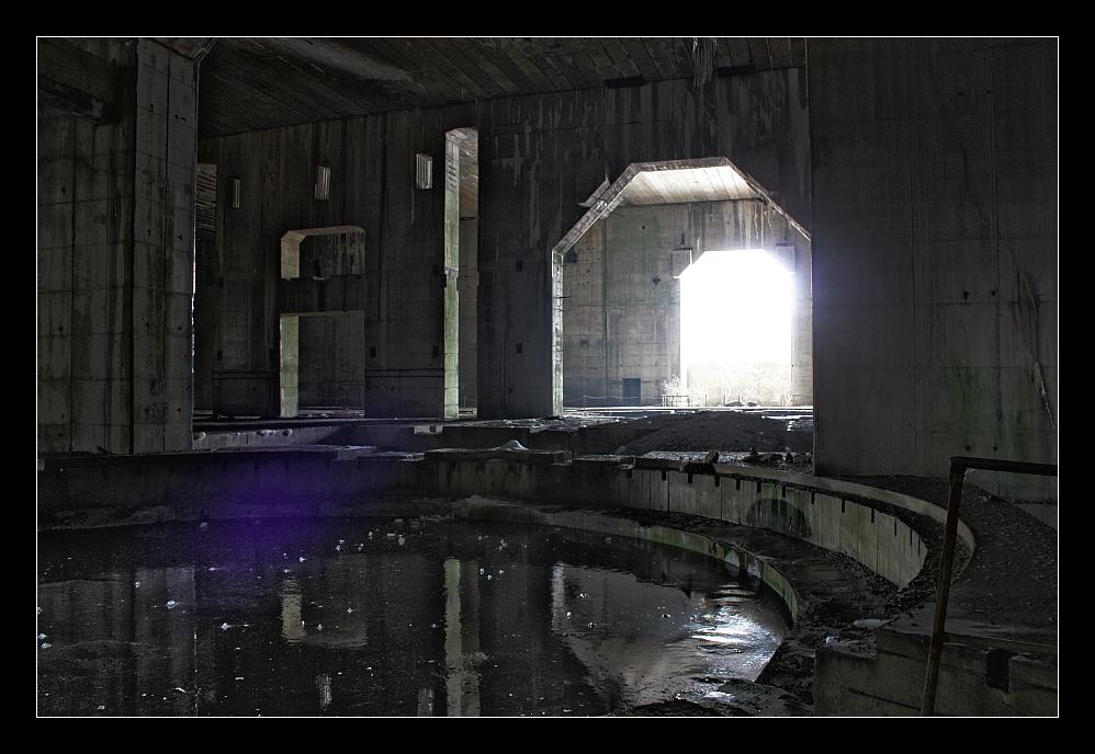 U-Boot-Bunker Valentin