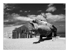 U-Boot im Ruhestand