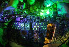 U-Boot Motorensteuerstand