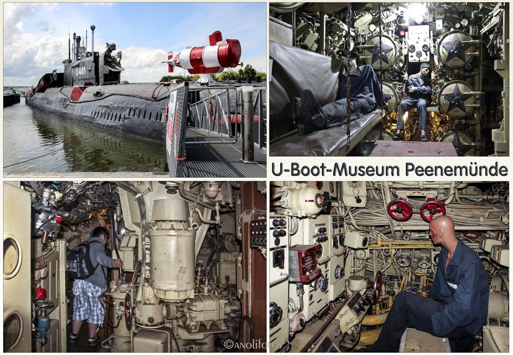 U-Boot-Museum Peenemünde