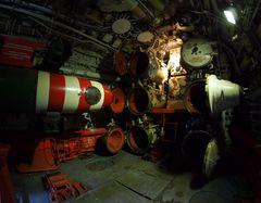 U-Boot - Torpedoraum vorne