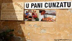 U pani Cunzatu di Sicilia