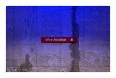 U1 - Westfriedhof