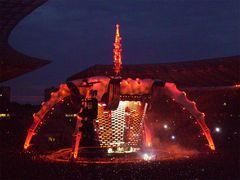 U2 - 360° in Berlin
