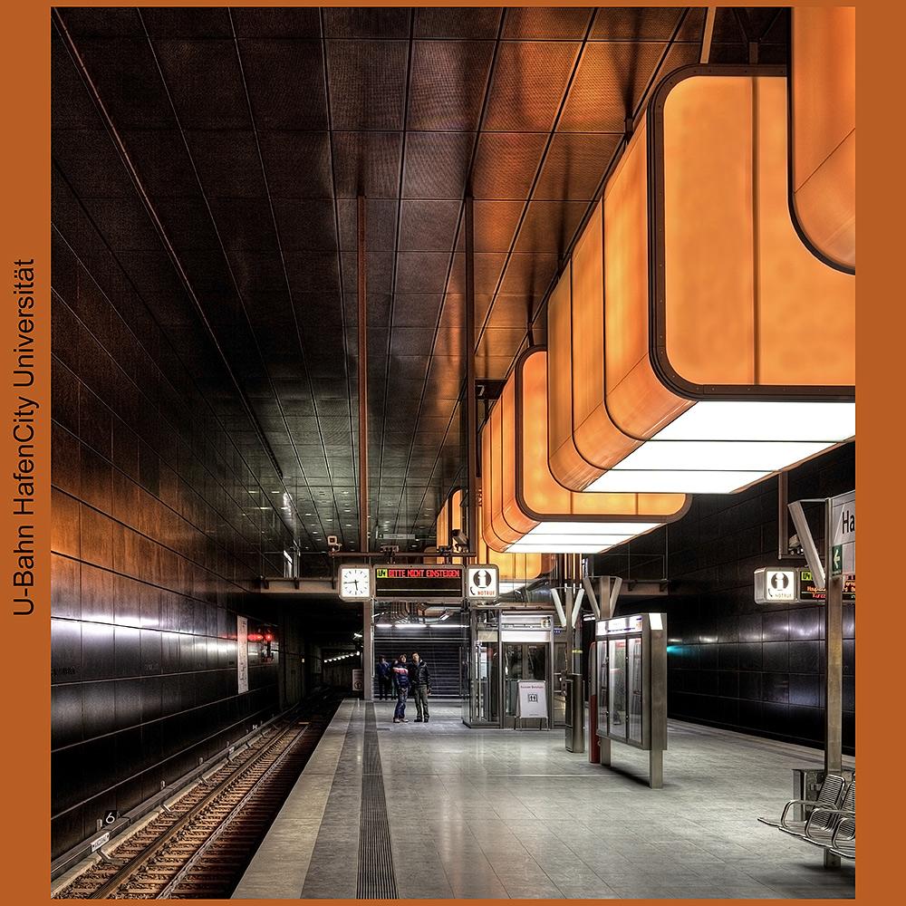 U4 HafenCity Universität