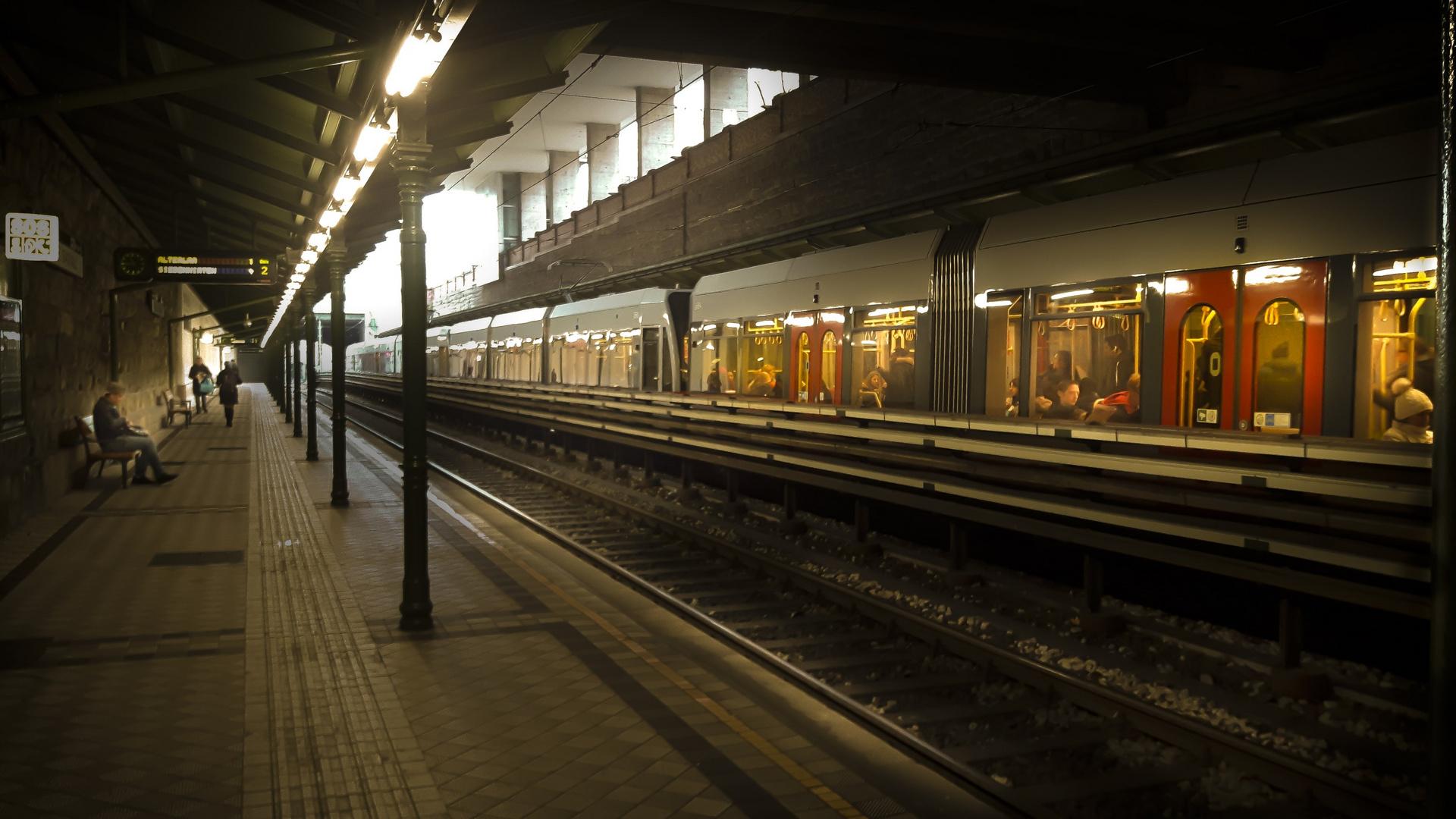 U4 Heiligenstadt... / V