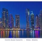 UAE Dubai Marina