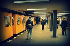 UBAHN IN BERLIN