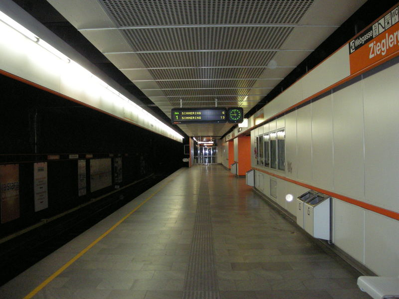 Ubahn linie U3