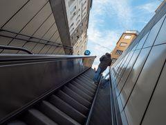 ubahnrolltreppe