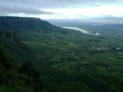 Ubajara: Meine Aussicht - mal grün