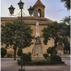 Ubeda... Monumento a San Juan de la Cruz.
