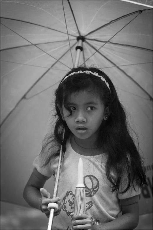 Ubud-Rain Kids IV