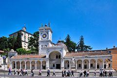 Udine - An der Piazza della Liberta (2)