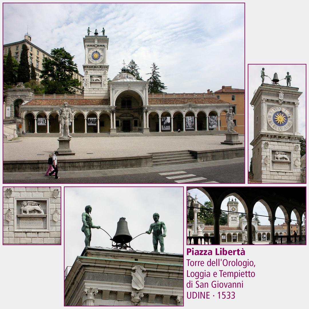 Udine · Piazza Libertà I