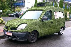 Udo's neuer Dienstwagen?