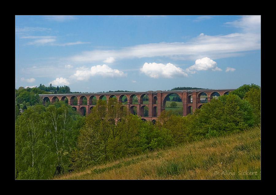 über 7 Brücken