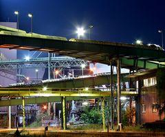 Über 7 Brücken....