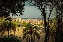 Über Barcelona