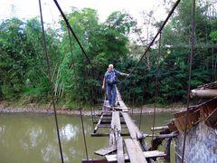 Über Brücken gehen...