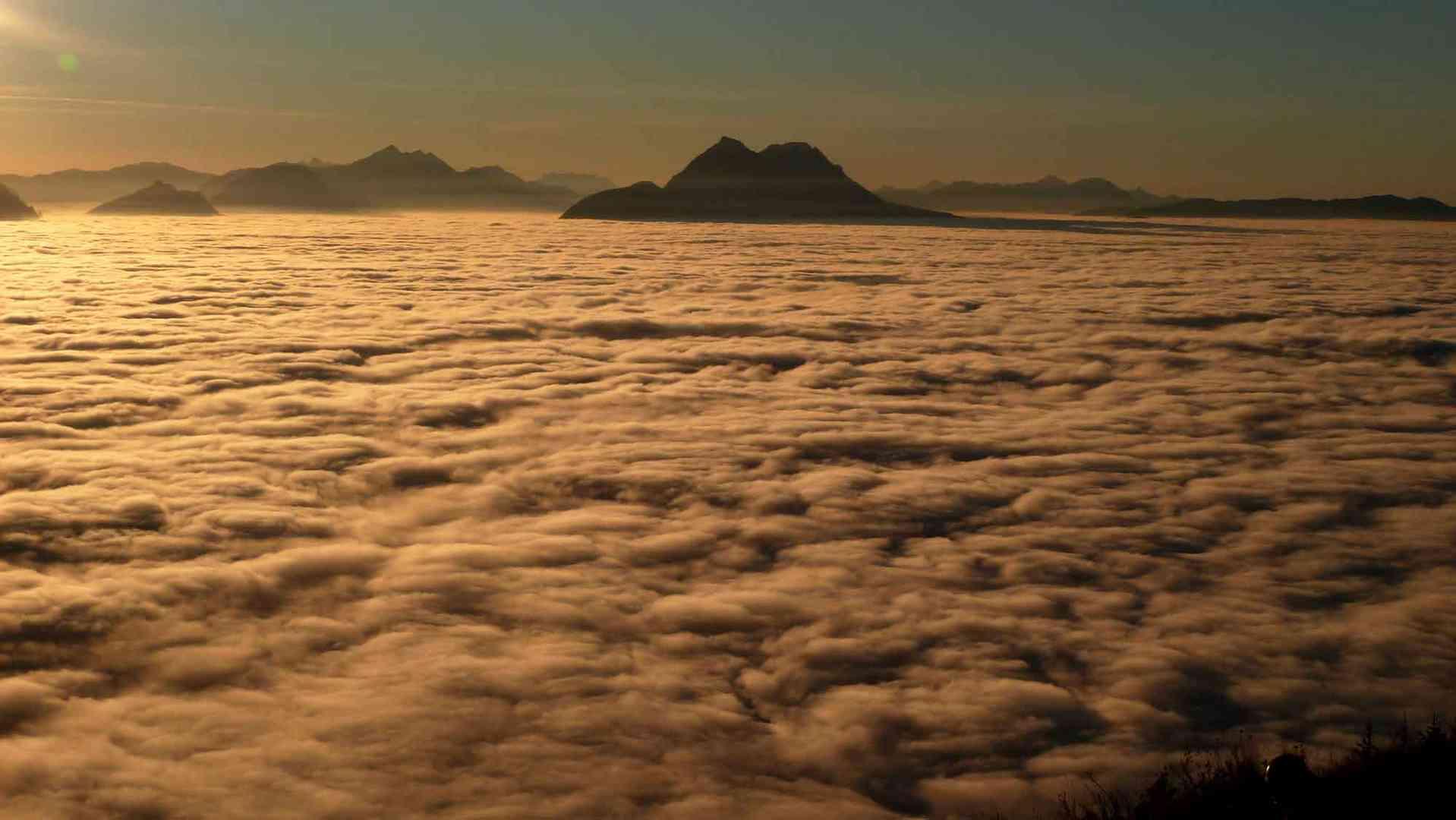 über d. Wolken (2)