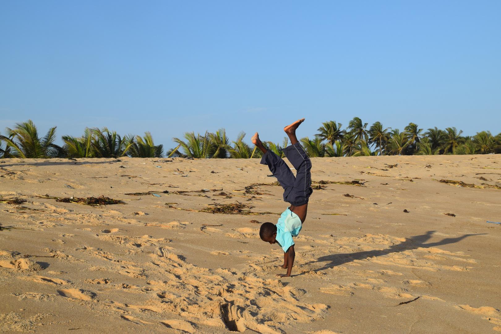 Über das Glück, mehr als einen Urlaub in Ghana zu verbringen