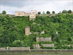 Über dem Rhein
