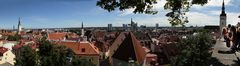 Über den Dächer von Tallin