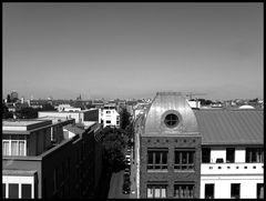 Über den Dächern....