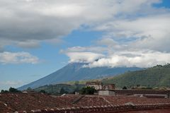 Über den Dächern Antiguas